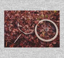 Decomposed bicycle parts Kids Clothes