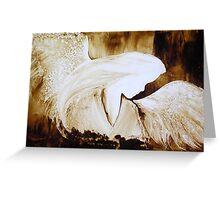 EN1025 Angel Painting Greeting Card