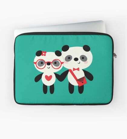 It Must Be Love Laptop Sleeve