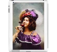 """Klondike Kate"" Rockwell iPad Case/Skin"