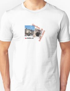 Gold Rush and Ghost Towns Promo Tshirt Unisex T-Shirt