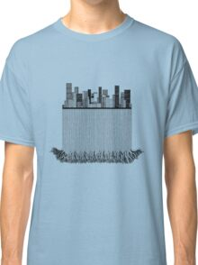 A city dissected 2 Classic T-Shirt