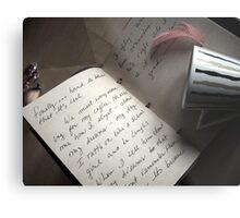 the cup Metal Print