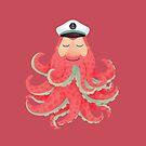 Sailor Lord Cthulhu by Monstruonauta