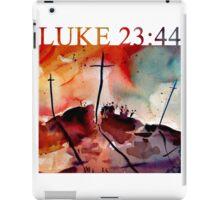 LUKE 22:44 iPad Case/Skin