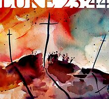 LUKE 22:44 by johndunn