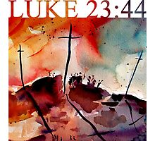 LUKE 22:44 Photographic Print