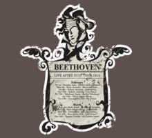 BEETHOVEN:LIVE AFTER DEAF TOUR 1813 by Giannis Vassilopoulos
