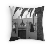 Perth - Mosque Throw Pillow