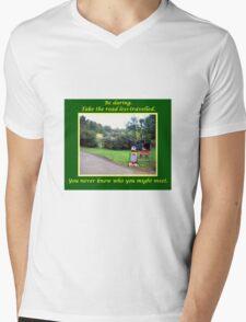 Roadside Assistance Mens V-Neck T-Shirt