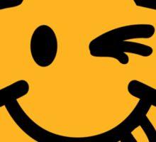 Smiling star Sticker