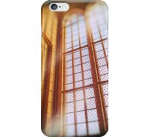 holy window iPhone Case/Skin