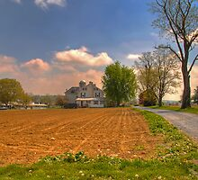 Pennsylvania Farm by Dyle Warren