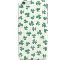 Dancing Shamrocks iPhone Case/Skin
