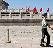 Tiananmen by dominiquelandau
