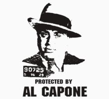 Protected By Al Capone by OriginalApparel
