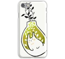 mochi rabbit. iPhone Case/Skin