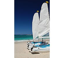 Wind In My Sails Photographic Print