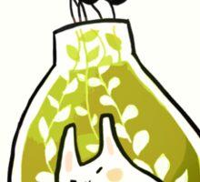 mochi rabbit. Sticker