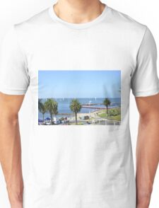 Eastern Beach Geelong Australia. Unisex T-Shirt