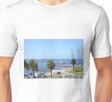 Eastern Beach Geelong Australia. Unisex T-Shirt