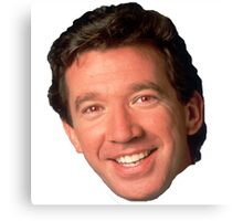 Tim Allen Canvas Print
