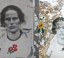 Grandma Dara 1940 by Danica Radman