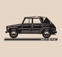 VW Thing 181 Profile by GET-THE-CAR
