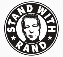 Stand With Rand by OriginalApparel