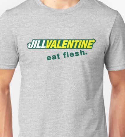Jill Sandwich - Eat Flesh! Unisex T-Shirt