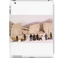 Winter Sailing iPad Case/Skin