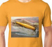 Atom A40 Vintage Saltwater Fishing Lure - Deep Sea Unisex T-Shirt
