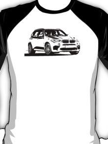 BMW X5 M 2016 T-Shirt