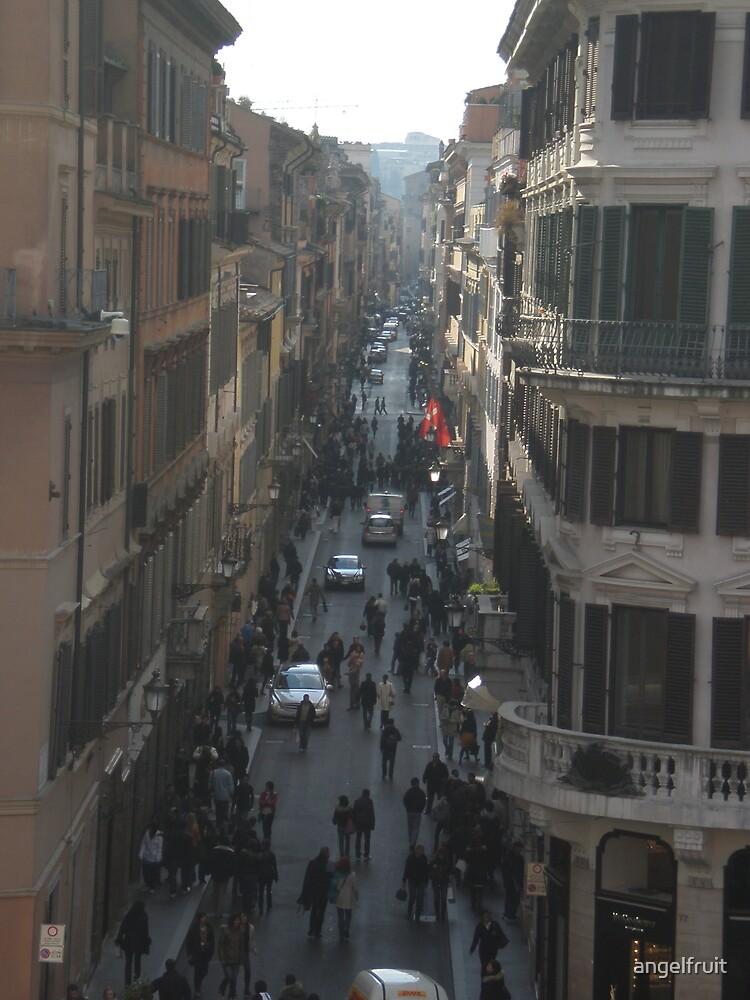 Via Condotti, Rome by angelfruit