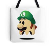 Ghost Luigi Tote Bag