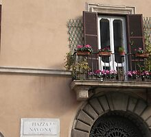Piazza Navona, Rome by angelfruit