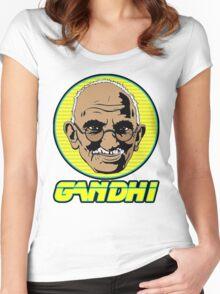 Gandhi Women's Fitted Scoop T-Shirt