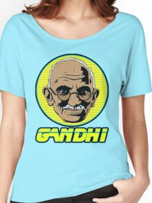 Gandhi Women's Relaxed Fit T-Shirt