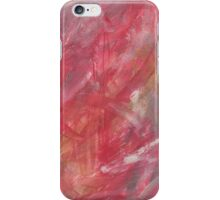 ALL RED AND IT SHOWS(C2015) iPhone Case/Skin