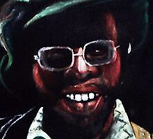 Curtis Mayfield by CharlesThomas