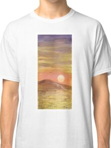 Sunset Classic T-Shirt