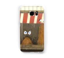 subway barf Samsung Galaxy Case/Skin