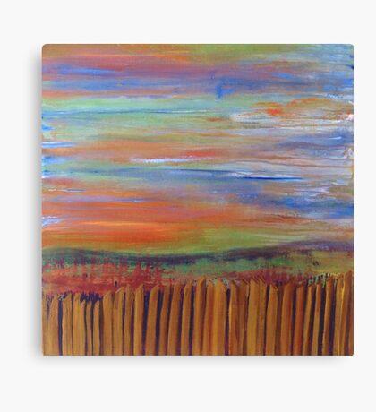 """Peaceful Steps"" Canvas Print"