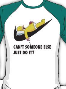 JUST DO IT - Homer T-Shirt