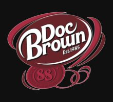 DOC BROWN COLA!! by PureOfArt