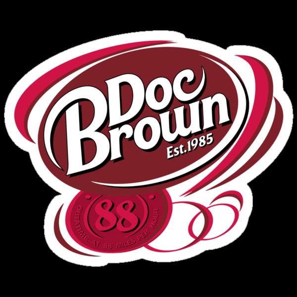 DOC BROWN COLA!! by PureOfArt