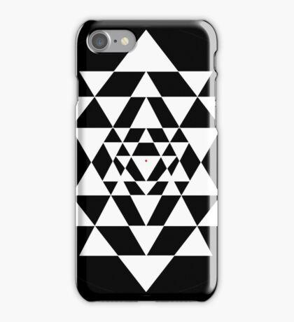 Sri Yantra #9 iPhone Case/Skin