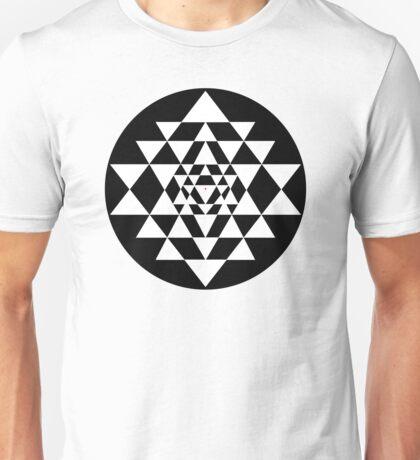 Sri Yantra #9 Unisex T-Shirt
