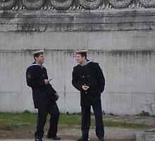 Italian Sailors by angelfruit