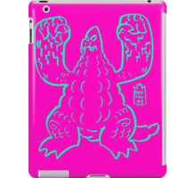 DAIKAIJU LORD - GREEN iPad Case/Skin